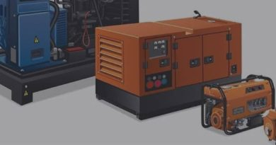 Types of Generators