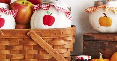 DIY Fall Décor for the Home